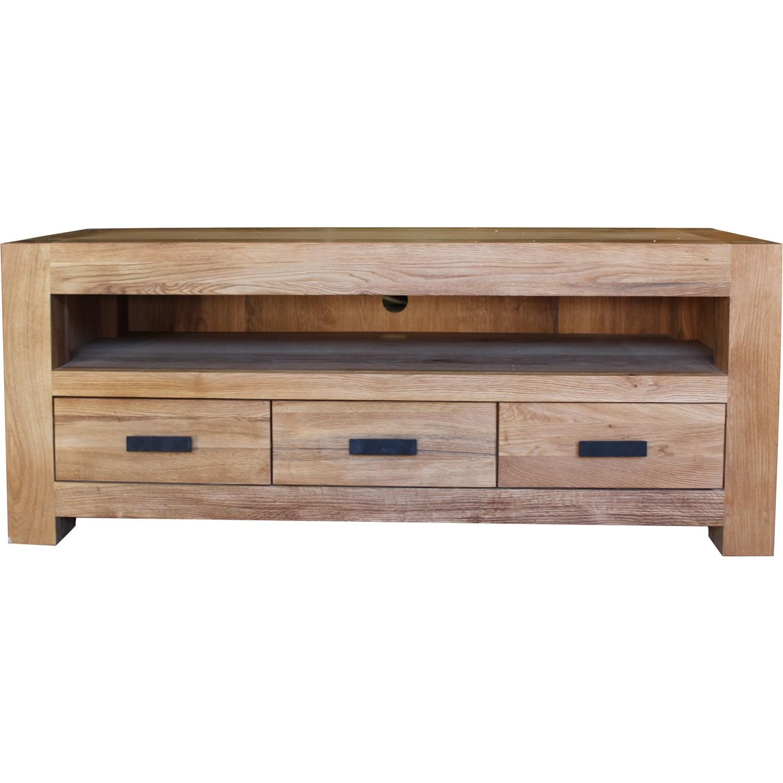 meuble tv 3 tiroirs. Black Bedroom Furniture Sets. Home Design Ideas