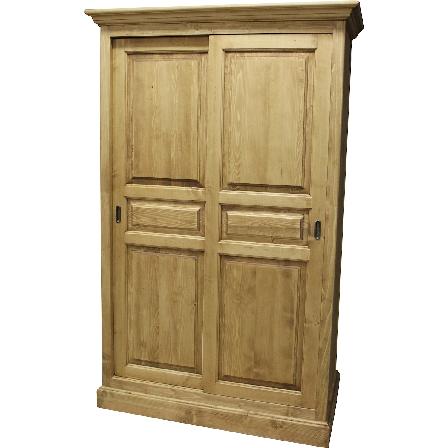 armoire 2 portes coulissantes. Black Bedroom Furniture Sets. Home Design Ideas