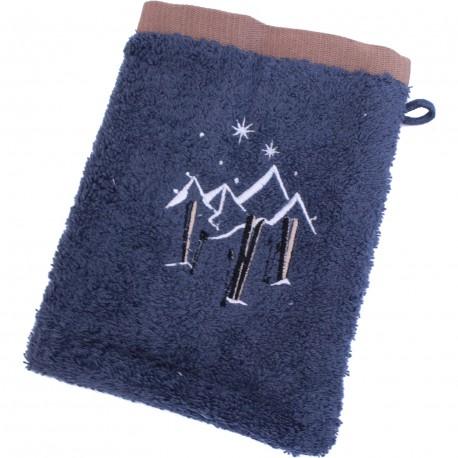 Gant de toilette stars & ski