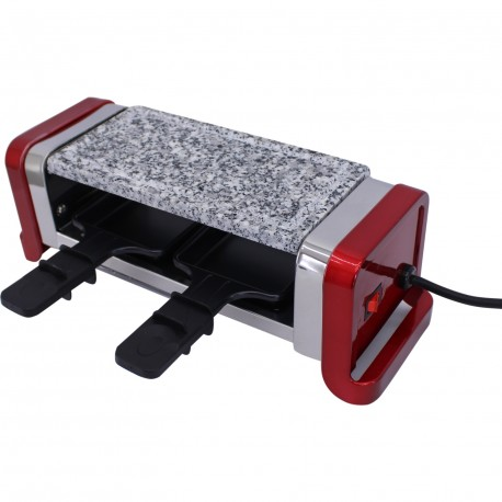 Petit appareil raclette/pierre