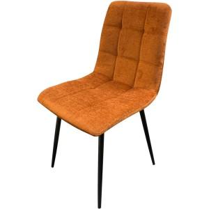 Chaise pied métal manta