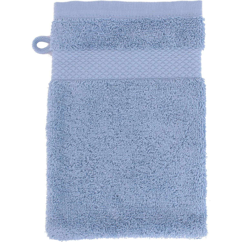 20 x 15 cm Gant de Toilette M/öve Poolside 100 /% Coton Argent/é Fabriqu/é en Allemagne