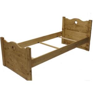 vente de lits ambiance chalet et d co de montagne. Black Bedroom Furniture Sets. Home Design Ideas