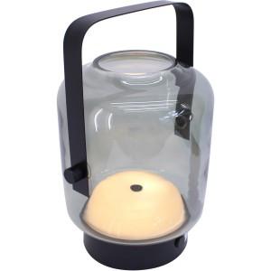 Baladeuse verre brume