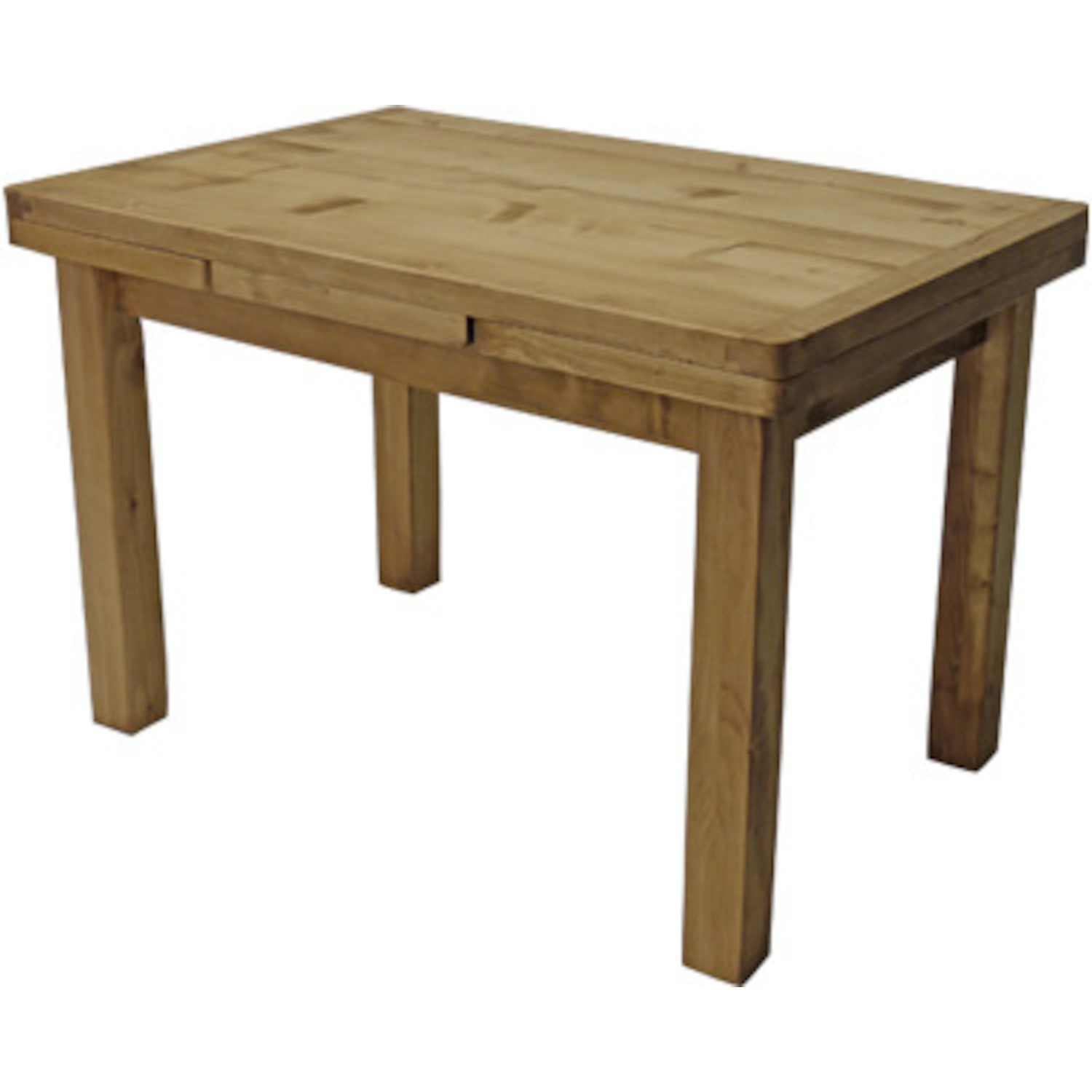 Table avec 2 allonges l italienne for Table sejour avec rallonge
