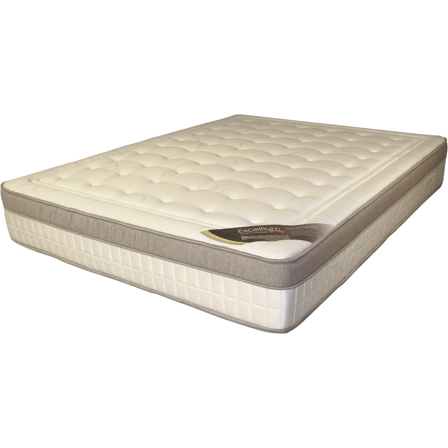 Matelas ressort ou latex hoze home for Matelas latex ou bultex