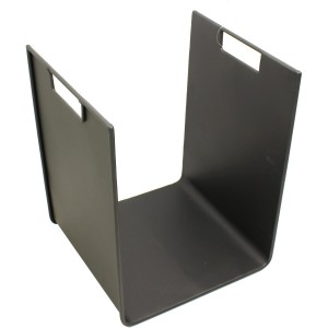 Porte buches métal
