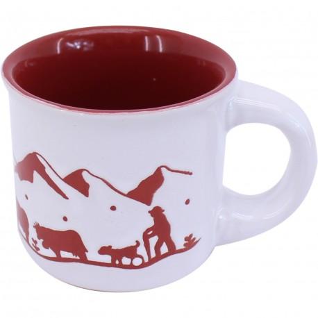 Tasse à café cime