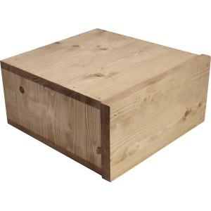 Module 1 tiroir pour étagère cube