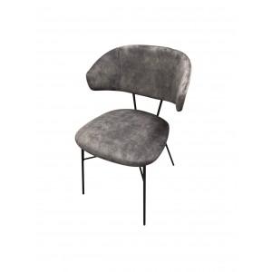 Chaise toro pieds métal
