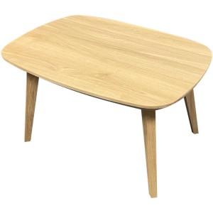 Table basse chêne massif pamp