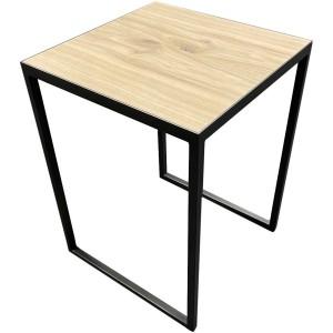Table d'appui en fer
