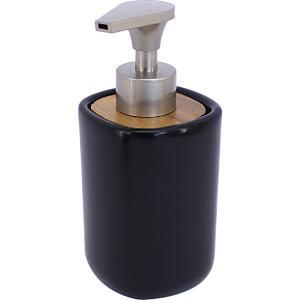 Distributeur de savon noir acacia