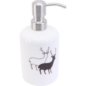 Distributeur de savon forêt