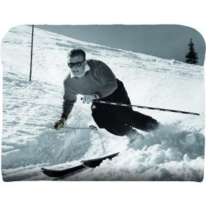 Housse pour tablette ski man