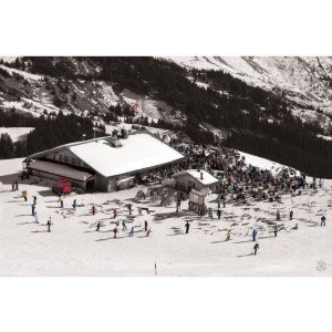 Tableau ski party