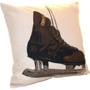 Coussin patin 40x40