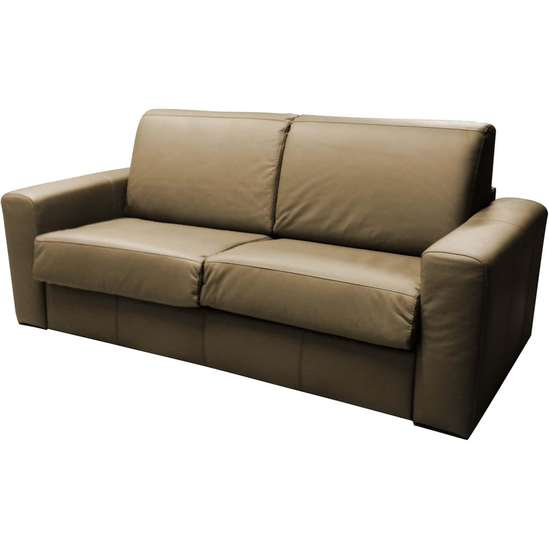canap convertible 140 3 places michelangelo. Black Bedroom Furniture Sets. Home Design Ideas