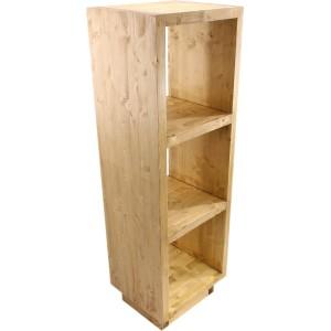 etag res cubes de style montagnard pour ranger votre chalet. Black Bedroom Furniture Sets. Home Design Ideas