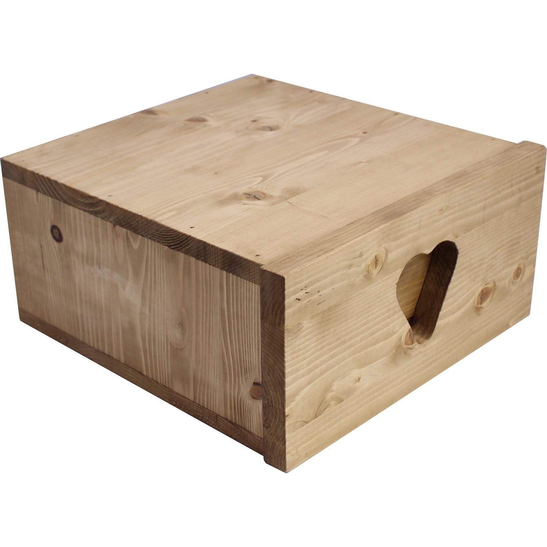 module 1 tiroir pour tag re cube. Black Bedroom Furniture Sets. Home Design Ideas
