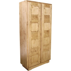 Module cube 8 cases vertical 2 portes