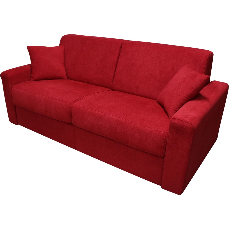 canap lit convertible imola matelas 40 kg. Black Bedroom Furniture Sets. Home Design Ideas
