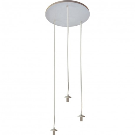 Grappe 3 lampes