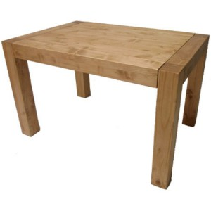 Table georgia plateau bois