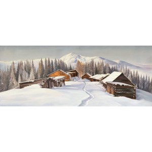 Tableau hameau d'alpages