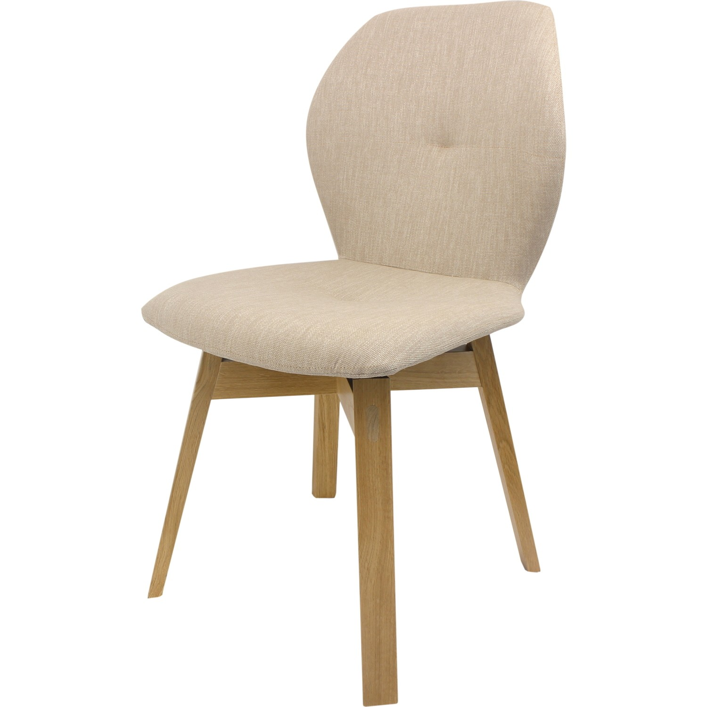 chaise mood dossier et assise arrondi. Black Bedroom Furniture Sets. Home Design Ideas