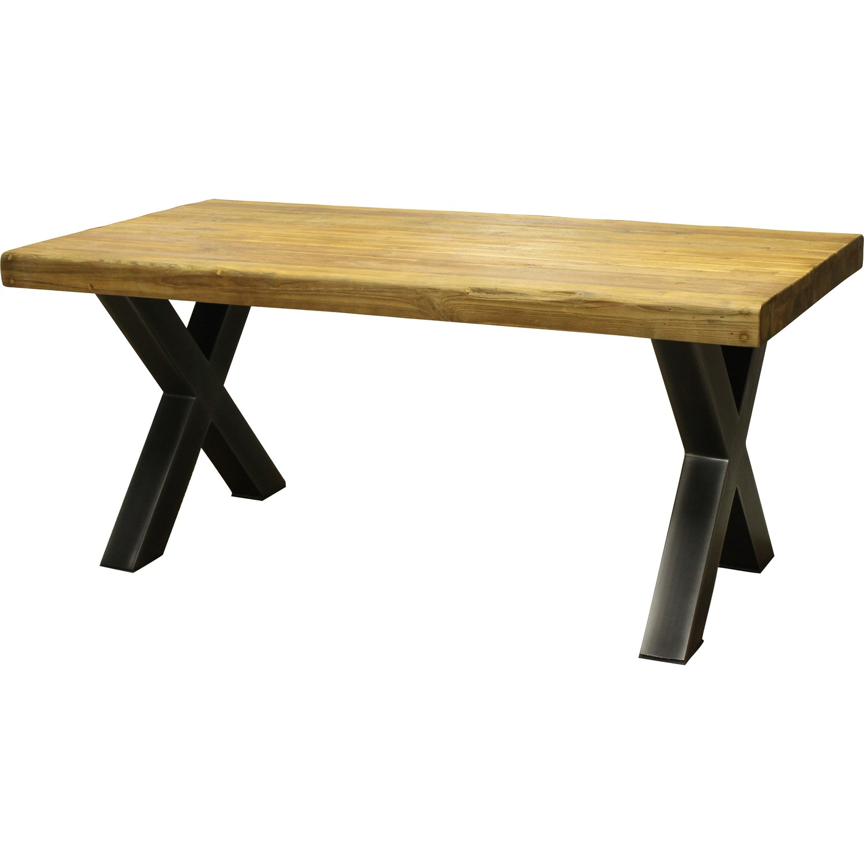 Table En Teck Massif