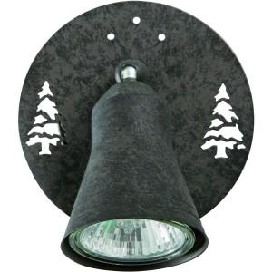 Spot 1 lampe sapin