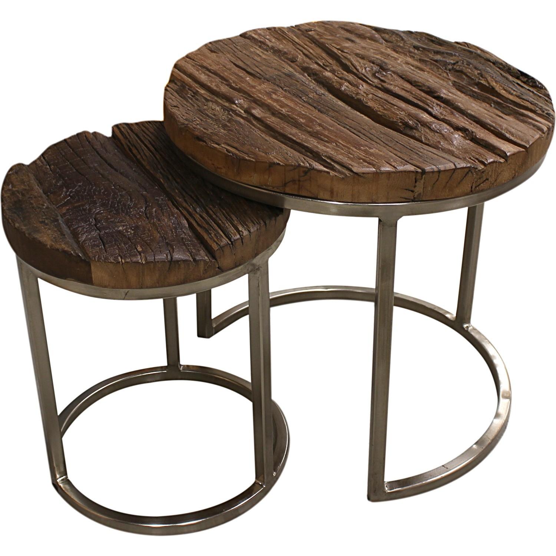 petites tables basses gigognes. Black Bedroom Furniture Sets. Home Design Ideas
