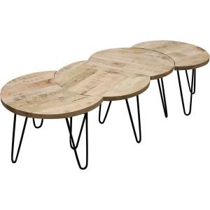 Tables basses nest