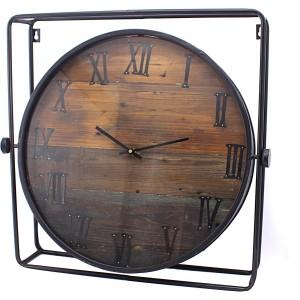 Horloge sur pivot
