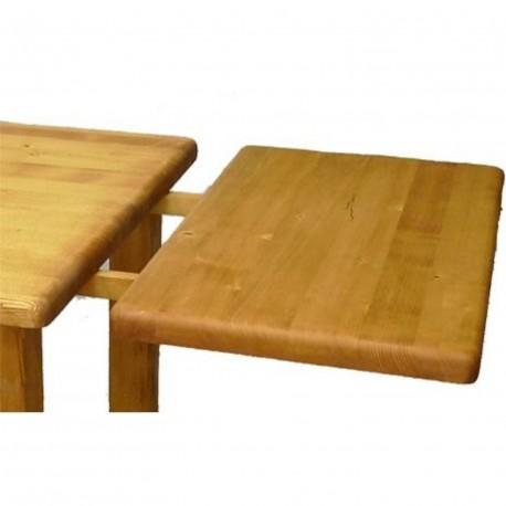 Allonge de 40 pour table rectangulaire