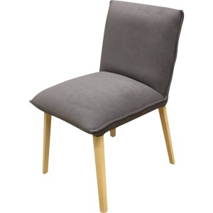 Chaise soft confort sans accoudoirs