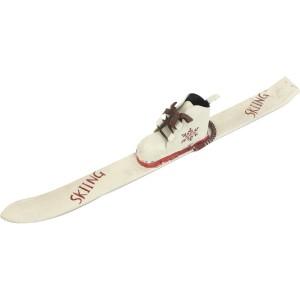 Petit ski et sa chaussure
