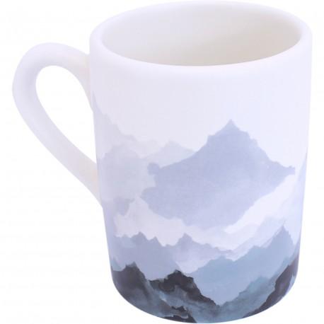 Mug glacier