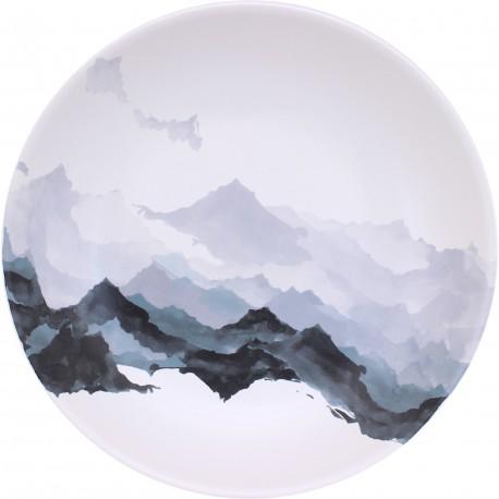 Plat de présentation   glacier