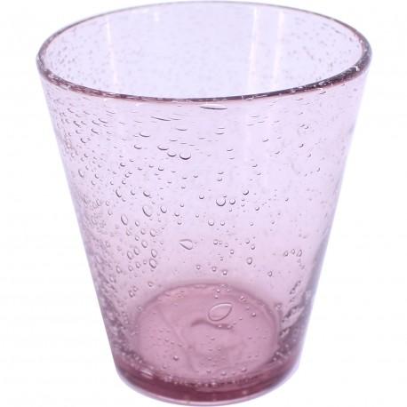 Verre bulle conique