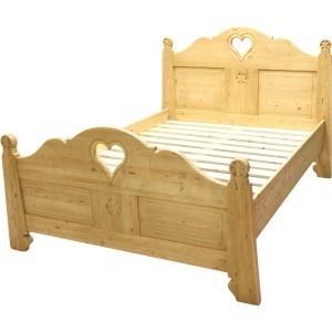 Decorazione di chalet: mobili da montagna per la camera da letto